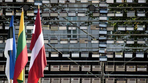 Празднование независимости Прибалтики