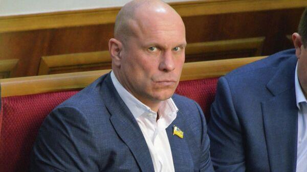 Депутат Верховной рады Украины Илья Кива