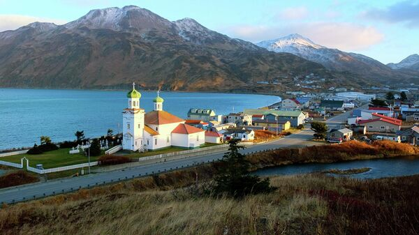 Русская православная церковь на Аляске