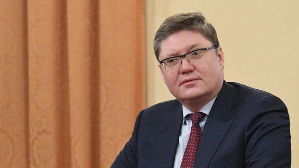Первый заместитель руководителя фракции Единая Россия в Государственной Думе РФ Андрей Исаев