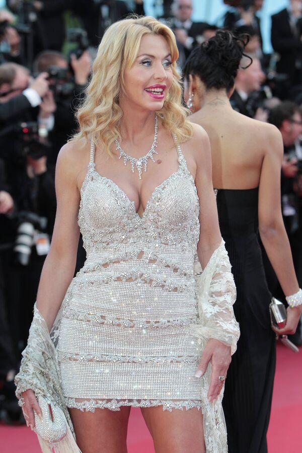 Актриса Валерия Марини на 66-ом Каннском кинофестивале