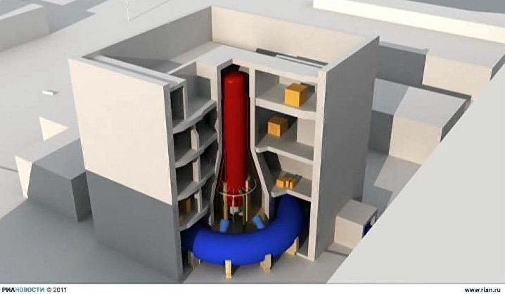 Реконструкция аварии на АЭС в Японии