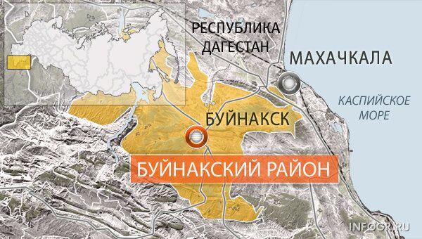 Буйнакский район