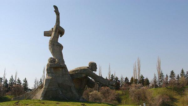 Мемориал в Змиёвской балке, Ростов-на-Дону