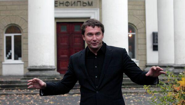 Генеральный директор киностудии Ленфильм Эдуард Пичугин