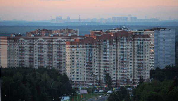 Новая Москва. Архивное фото