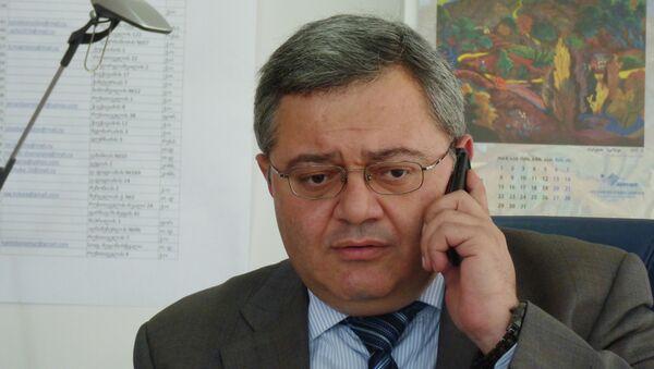 Давид Усупашвили. Архивное фото