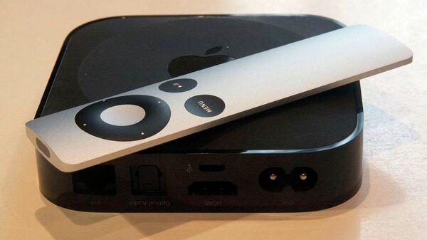 Apple TV. Пульт управления