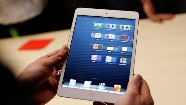 Новый планшет компании Apple - компактная модель iPad mini