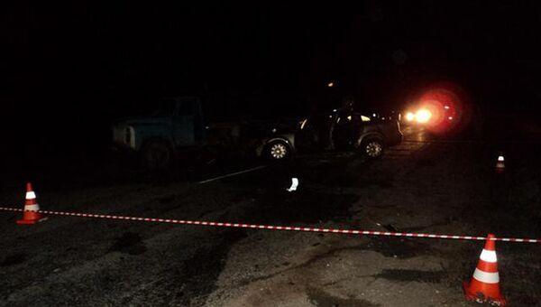 Глава Степновского района погиб при ДТП на Ставрополье