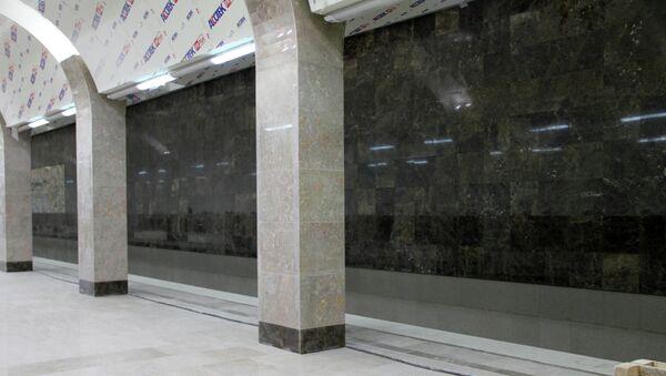 Станция метро Горьковская в Нижнем Новгороде