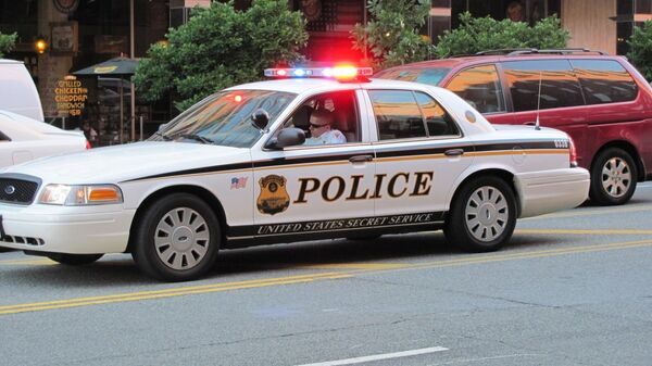 Полиция США. Архив