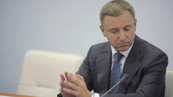 Министр образования и науки РФ Дмитрий Ливанов. Архив