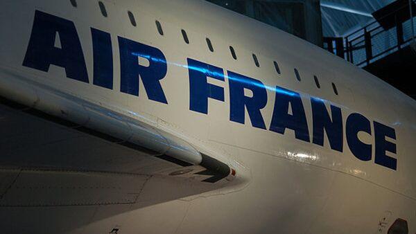 Самолет компании Air France, архивное фото