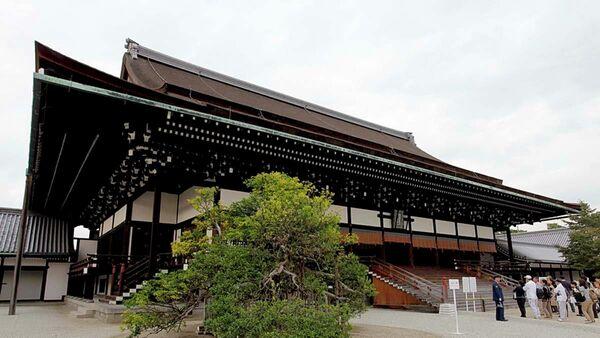 Тронный зал Императорского дворца
