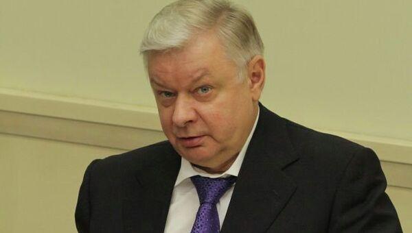 Директор Федеральной миграционной службы Константин Ромодановский. Архивное фото