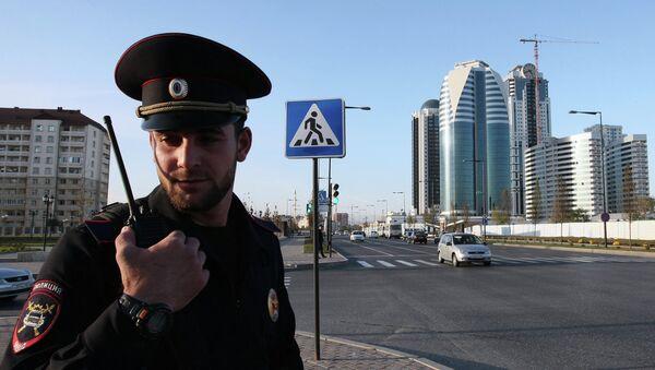 В Чечне. Архивное фото