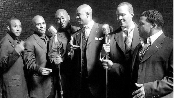 Американская госпел- и джаз-группа Take 6