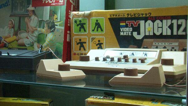 Дедушек игровых приставок показали на выставке Retro Game Show