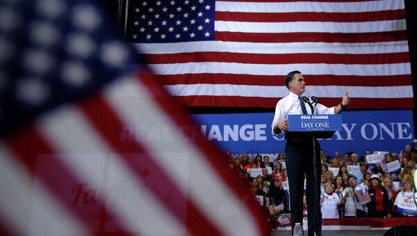 Митт Ромни накануне выборов в Огайо