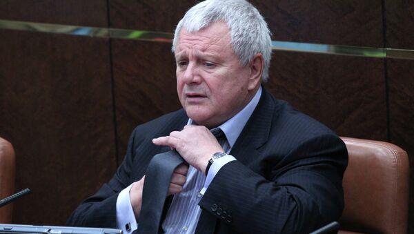 Российский политический и государственный деятель Константин Титов. Архивное фото