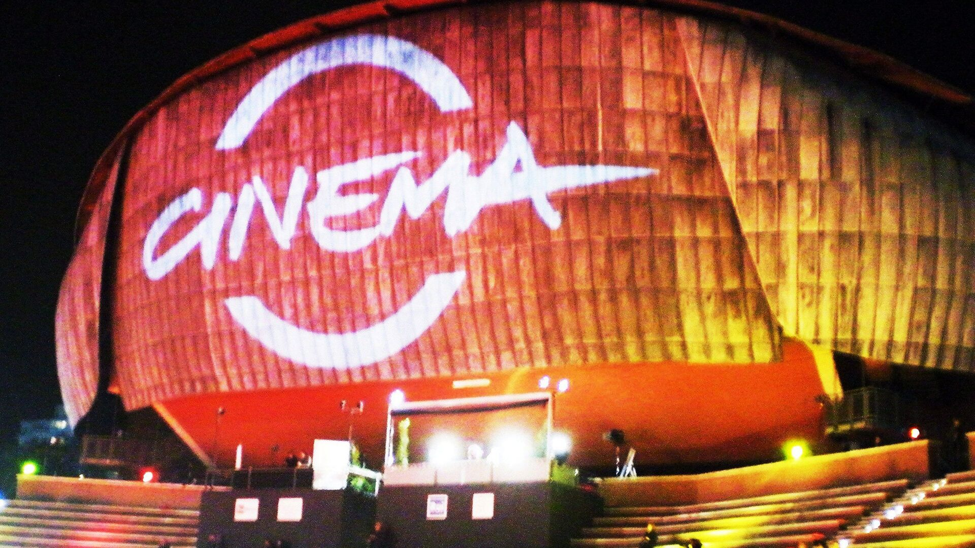 Международный кинофестиваль в Риме - РИА Новости, 1920, 14.10.2021