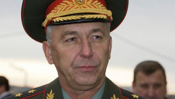 Генерал-лейтенант Аркадий Бахин. Архивное фото