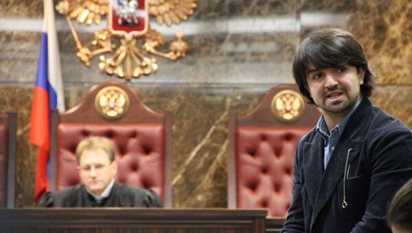Адвокат Мурад Мусаев, архивное фото
