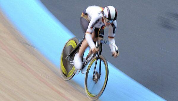 Велотрек. Архивное фото