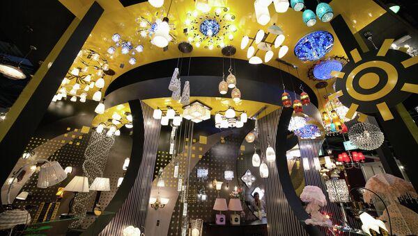 Выставка Interlight Moscow 2012