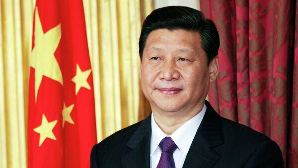 Генеральный секретарь КПК Си Цзиньпин
