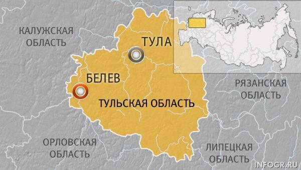 Город Белев, Тульская область
