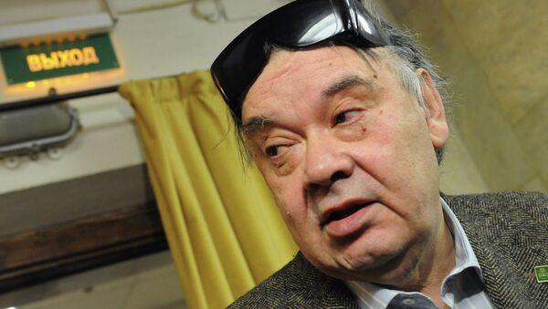 Режиссер Алексей Герман-старший