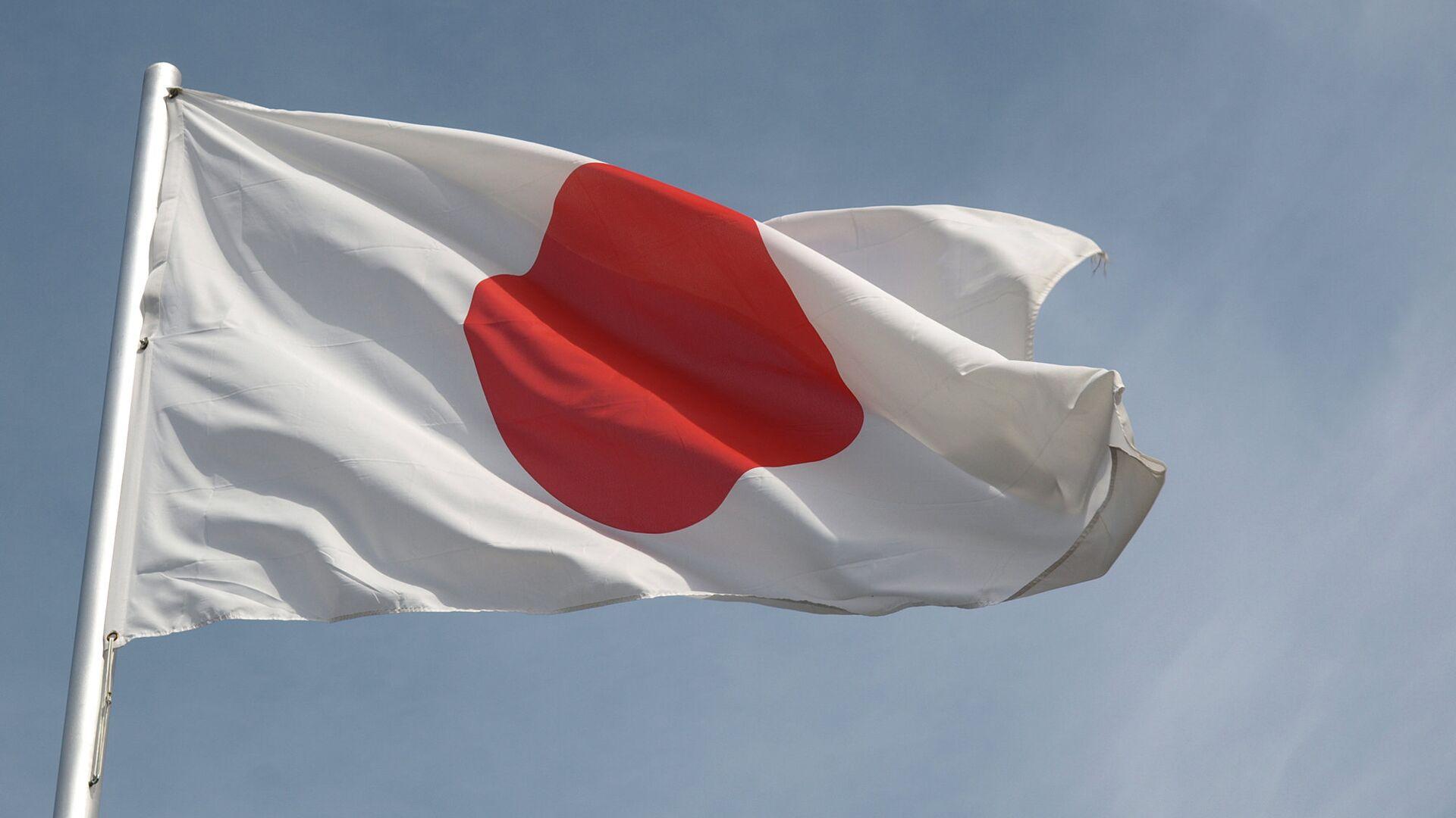 Флаг Японии - РИА Новости, 1920, 25.05.2021