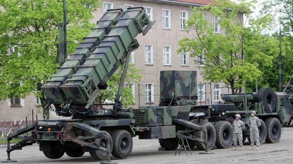 Американские ракеты Patriot. Архивное фото.