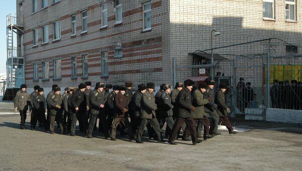 Исправительная колония №6 в городе Копейск Челябинской области