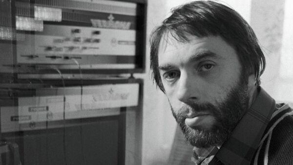 Композитор Эдуард Артемьев. Архивное фото