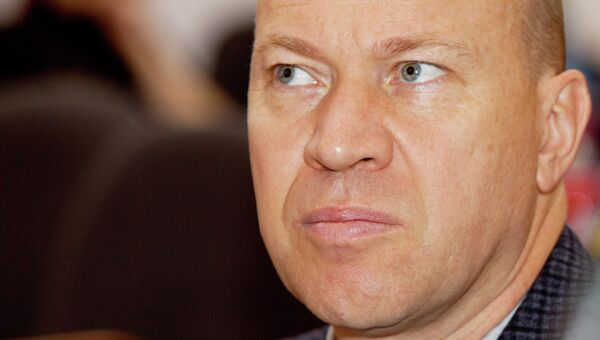 Депутат Думы Владивостока Дмитрий Сулеев