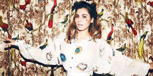 Уэльская певица Marina and the Diamonds