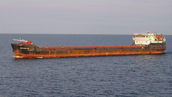 Сухогруз Volgo Balt 199 затонул у берегов Турции