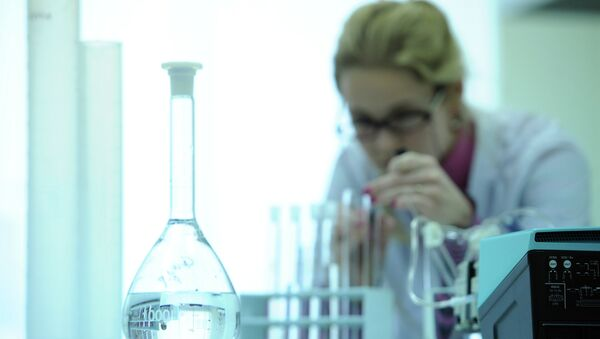 Биохимическая лаборатория