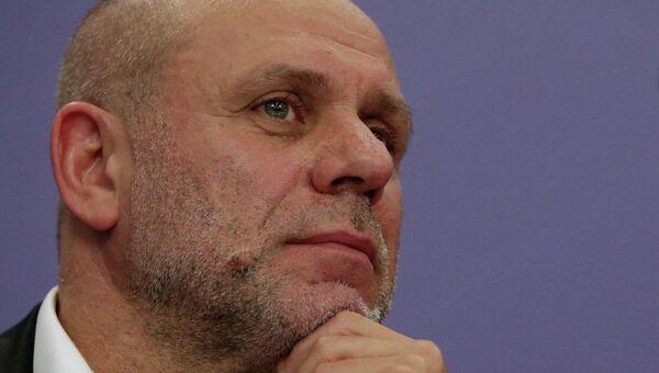 Директор Драматического театра имени Гоголя Алексей Малобродский