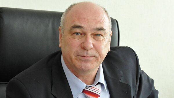 Ректор Магнитогорского государственного университета (МаГУ) Владимир Семенов