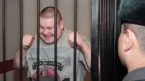 Оглашение приговора Вячеславу Дацику