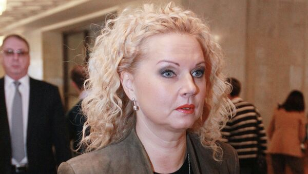 Помощник президента РФ Татьяна Голикова, архивное фото