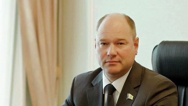 Мэр Улан-Удэ Александр Голков