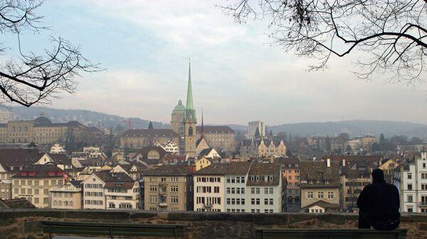 Цюрих. Архивное фото