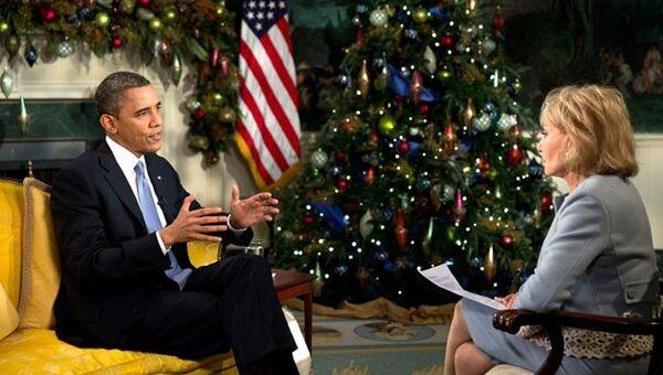 Обама в интервью признал сирийскую оппозицию