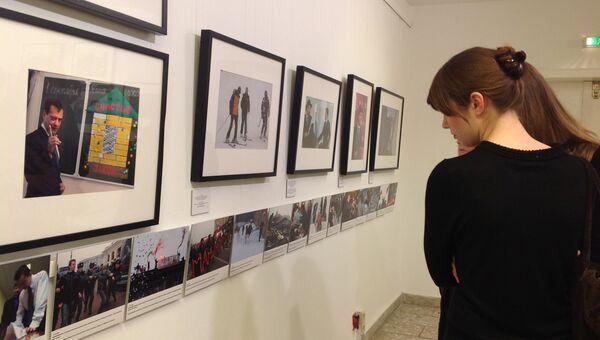 Фотовыставка 1461 день президента Медведева в Берлине