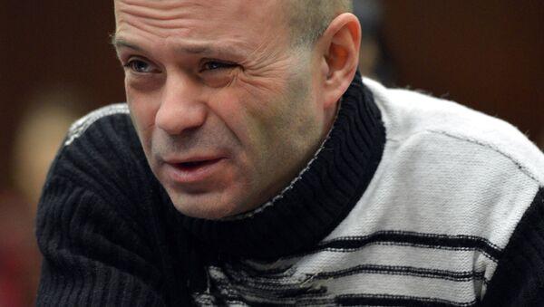 Бывший сотрудник ГУВД Москвы Дмитрий Павлюченков. Архивное фото